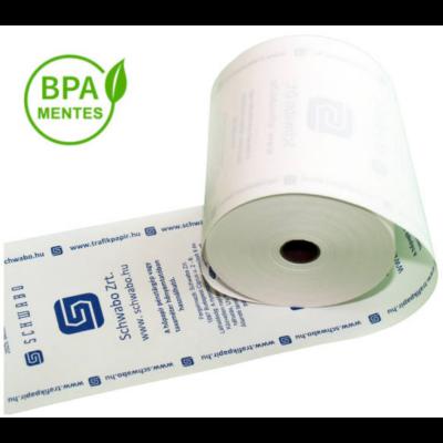 80/80/12 90 méter BPA mentes pénztárgépszalag