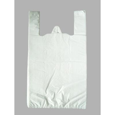 Ingvállas táska 60x60cm fehér
