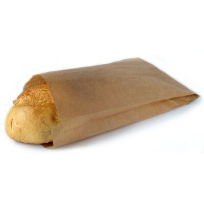 Sütőipari papír tasak 0,5 kg 11,5x22x4,5cm