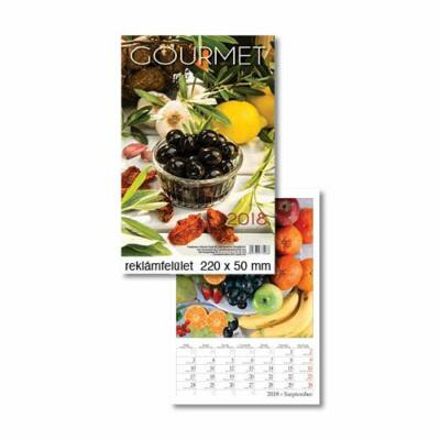 Falinaptár Gourmet T094