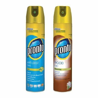 Bútorápoló spray Pronto 250ml