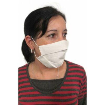 2 rétegű többször használatos mosható textil száj maszk 6929T