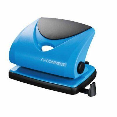 Q-Connect Medium duty lyukasztó kék 20 lap