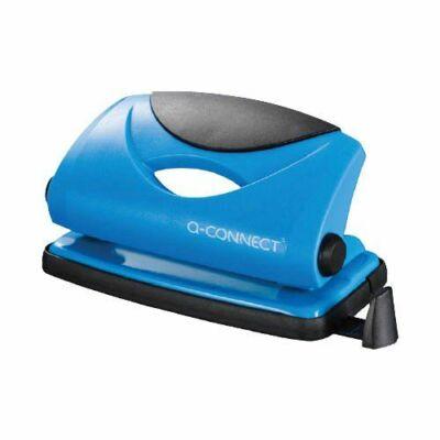 Q-Connect Light duty lyukasztó kék 10lap