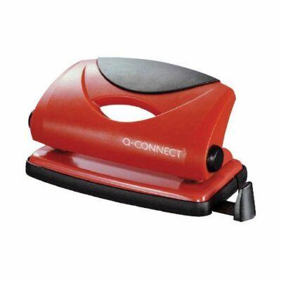 Q-Connect Light duty lyukasztó piros 10lap