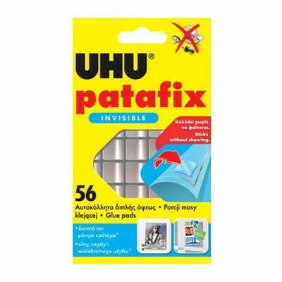 Ragasztó UHU Patafix 56db gyurmaragasztó átlátszó