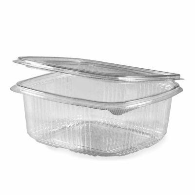 Egybefedeles Gastro műanyag szögletes 1000 ml [ 50 db/cs ] [ 400 db/# ]