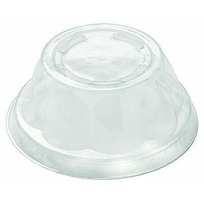 Pohár shaker műanyag tető - kúpos zárt [ 50 db/cs ] [ 16 cs/# ]