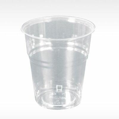 200 ml pohár PLA komposztálható