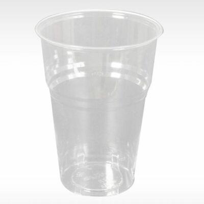 500 ml pohár PLA komposztálható