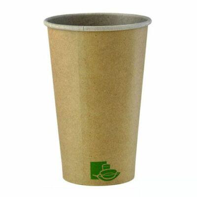 Papírpohár - Eco Kraft Zen - 350 ml