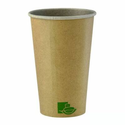 Papírpohár - Eco Kraft Zen - 450 ml