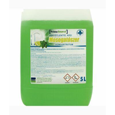 Prime Source Fertőtlenítő Kézi mosogatószer koncentrátum 5 literes