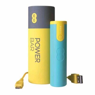 Hordozható akkumulátor Power Bar 2600mAh