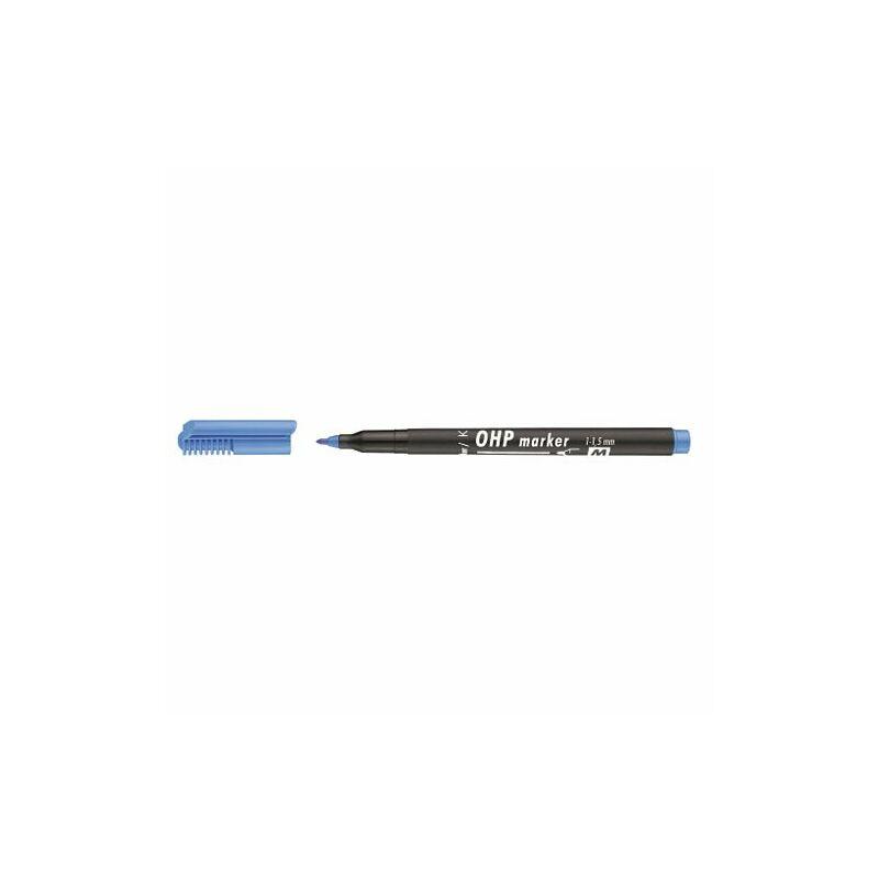 Alkoholos filc ICO kék 1-1,5 mm M kerekített hegyű