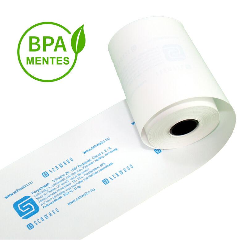 57/40/12 17 méter BPA mentes pénztárgépszalag