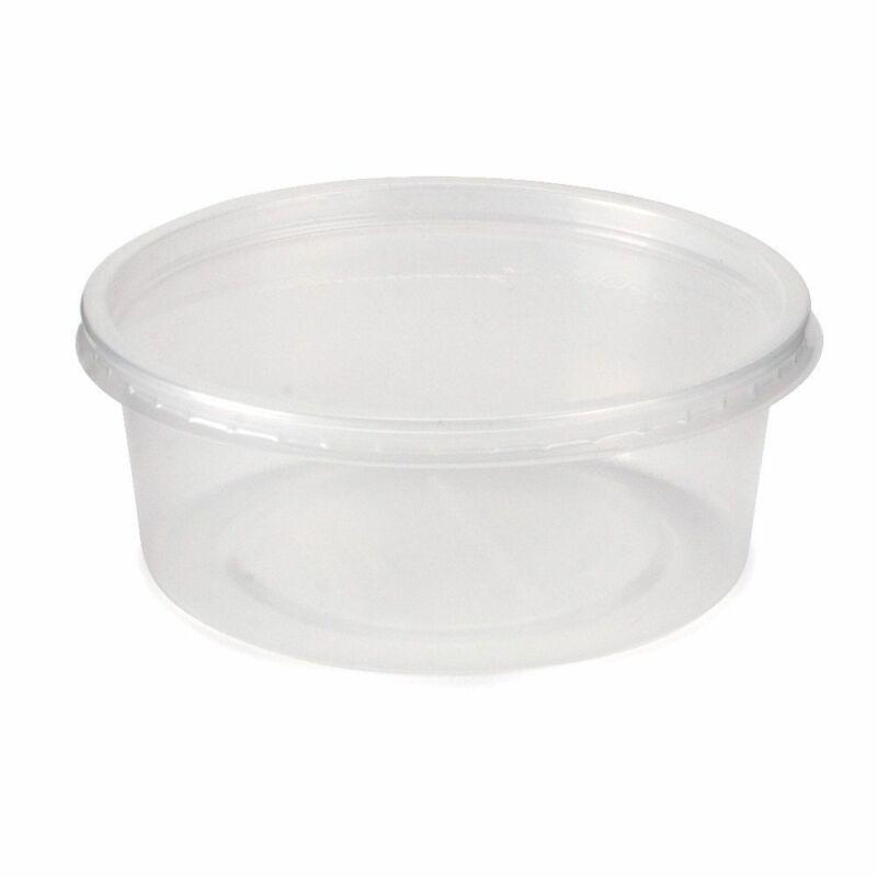 Gulyástál kerek PP műanyag VT 750 ml [ 50 db/cs ] [ 11 cs/# ]