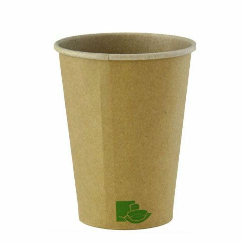 Papírpohár - Eco Kraft Zen - 230 ml